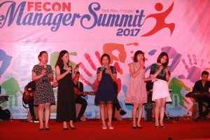 "TỔ CHỨC SỰ KIỆN GALA DINNER CÔNG TY FECON "" FECON MANAGER SUMMIT 2017"""