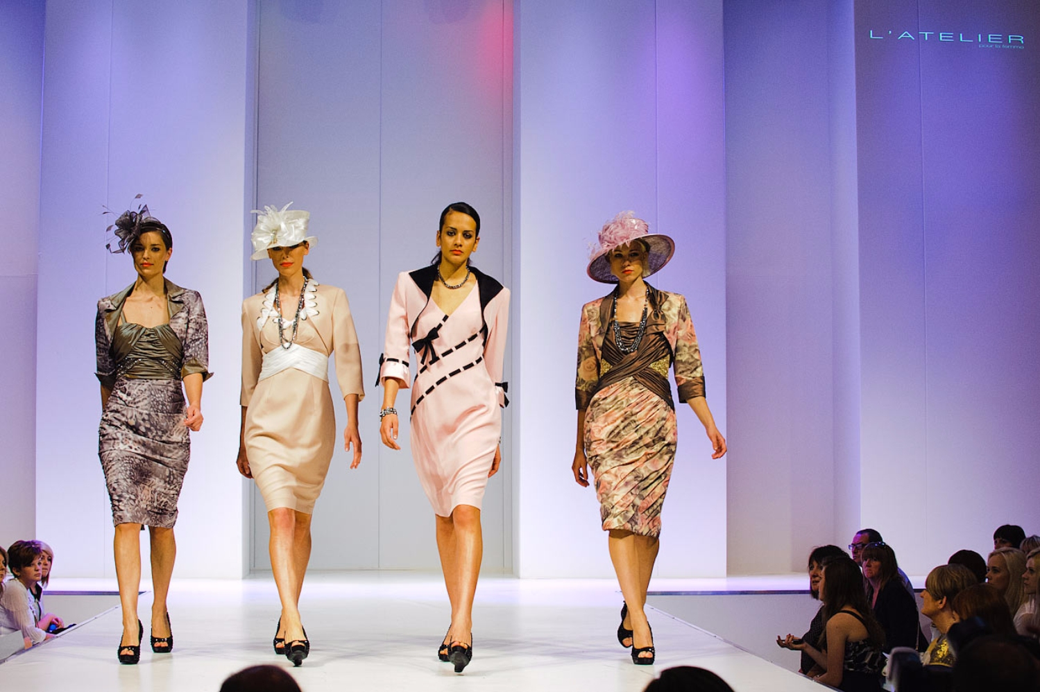 latelier ladies daywear at moda 2013ss fashion show